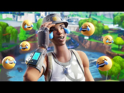 watch this fortnite video.. it's funny...