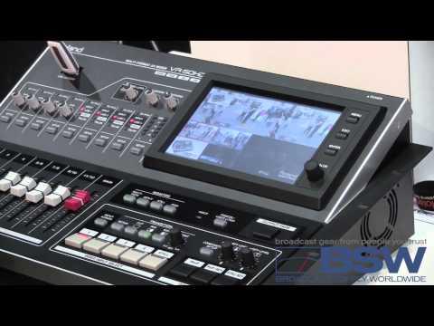 BSW Presents: Roland VR-50HD Video Mixer