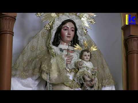Rezo de la Salve a Ntra. Sra. de La Esperanza de La Redondela.