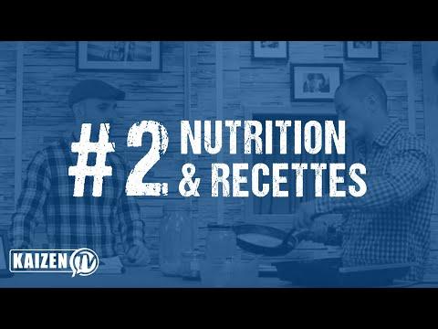 #2 Talk Show Kaizen TV / Nutrition & Recettes