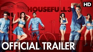 Housefull 3 Official Trailer with Subtitle Akshay Kumar Riteish Deshmukh Abhishek Bachchan