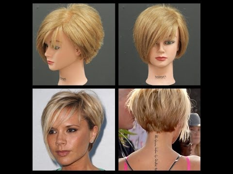Haircut - Victoria Beckham Inspired Haircut Tutorial | TheSalonGuy SUBSCRIBE: http://goo.gl/aWSkjE Please enjoy this Victoria Beckham inspired haircut & hairstyle. Man...