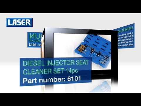 6101 | LaserTools Diesel Seat Cleaner Set