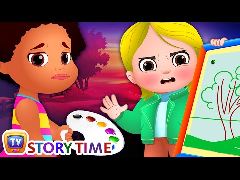 Team Work Wins - Good Habits Bedtime Stories & Moral Stories for Kids - ChuChu TV
