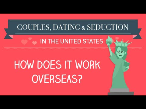 Dating in the States: How does it work overseas?