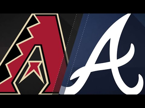 Braves score 4 in the 3rd to defeat D-backs: 7/15/18