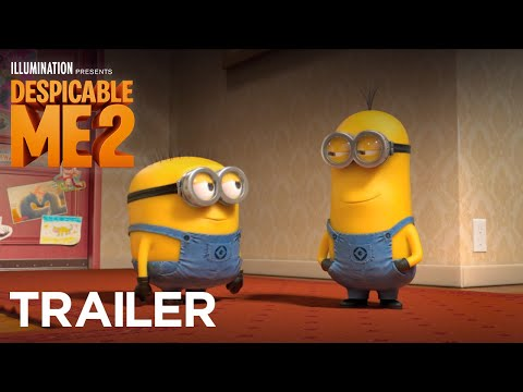 2. - Ready for more Minion madness with Gru and the girls? Despicable Me 2 is coming to theaters Summer 2013! http://despicable.me.