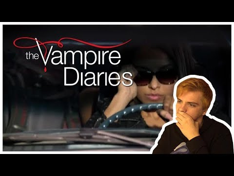 The Vampire Diaries - Season 6 Episode 13 (REACTION) 6x13 The Day I Tried to Live