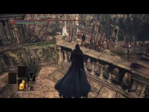 Dark Souls 3 PVE / Trying Bleed Build / Deacons of the Deep & High Lord Wolnir / NG+