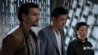 """Nós já vimos quatro episódios de """"Defensores"""", a nova série da Netflix com Demolidor, Jessica Jones, Luke Cage e Punho de..."""