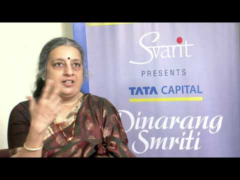 ashwini - At the Dinarang Smriti held on 13th January, 2013 at the Tata Theatre, NCPA, Mumbai.