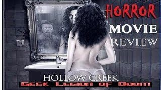 Haunting In Hollow Creek   2016 Burt Reynolds   Horror Movie Review