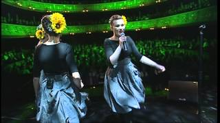"Video Latvian Voices ""Honey Tree"" Zelta Mikrofons 2014 LNO MP3, 3GP, MP4, WEBM, AVI, FLV Januari 2019"