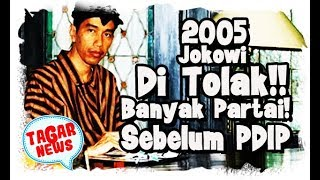 Video 2005, Cerita Jokowi Ditolak Banyak Partai Sebelum Maju Lewat PDIP MP3, 3GP, MP4, WEBM, AVI, FLV April 2019