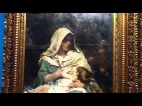 Dallier no Museu de Belas Artes - RJ