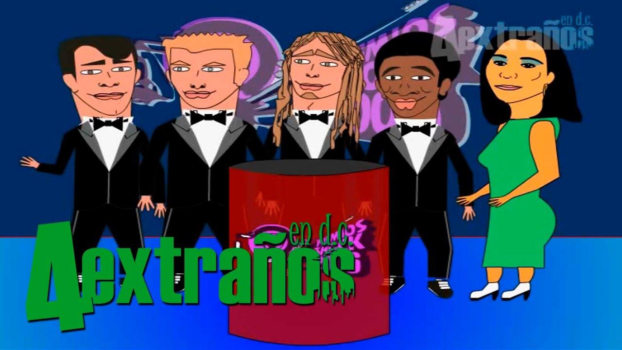 4 Extraños en D.C - Premi ... ANDO
