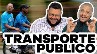 El Transporte Publico | DominicanaMente
