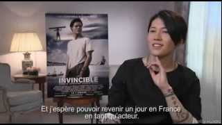 Invincible : intervew with Miyavi