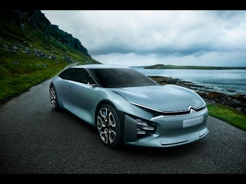 Citroën CXPERIENCE Concept: overturning established codes!
