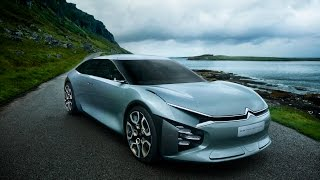 2016 Citroen CXperience Concept - Paris Preview