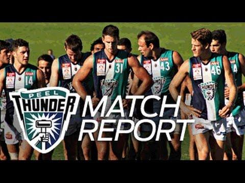 Peel Match Report v Falcons – Rd 8