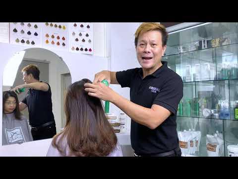 Dầu gội chống rụng tóc hiệu quả