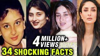 Video Kareena Kapoor 34 SHOCKING Facts | Happy Birthday Kareena Kapoor Khan MP3, 3GP, MP4, WEBM, AVI, FLV Oktober 2018