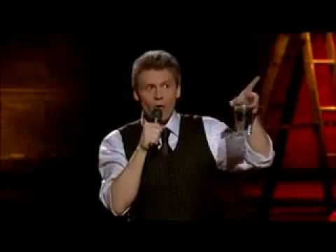 Christian Finnegan - Stand Up Comedy 2