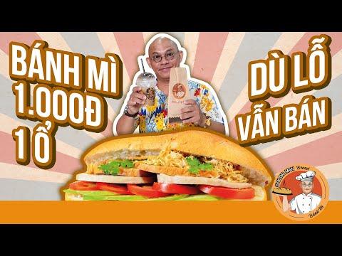 Food For Good #464: Color Man quyết tâm đưa bánh mì Việt ra thế giới bằng mọi giá ! - Thời lượng: 24:25.