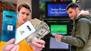 Video Selling a Galaxy S10 to the EcoATM Machine MP3, 3GP, MP4, WEBM, AVI, FLV Maret 2019