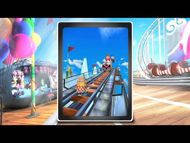 Despicable Me: Minion Rush - Super Silly Fun Land Update Trailer
