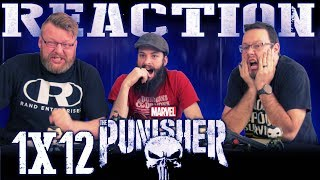 Nonton Marvel S The Punisher 1x12 Reaction   Film Subtitle Indonesia Streaming Movie Download