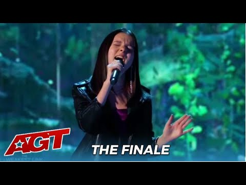 """Daneliya Tuleshova: BLOWS The Roof Off With """"Alive"""" By Sia In The AGT Finale Performance"""