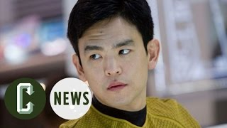 Star Trek Beyond's Sulu Revealed As the Franchise's First Gay Character by Collider