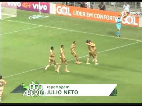 [JOGO ABERTO PE] Sport empata com o Atlético-MG