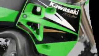 6. 2004 Kawasaki KX 500 in Billings Montana