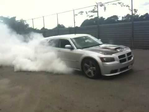 06 SRT8 Magnum Burnout (SRT ED)