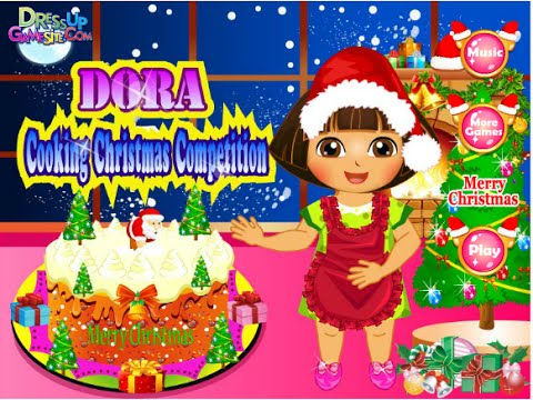 Dora Cooking Games