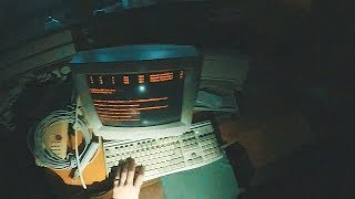 FULLY WORKING server room in abandoned building. (Highlights)