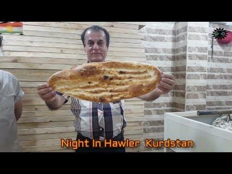 A Night In Hawler Bazaar