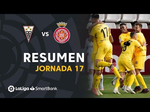 Resumen de Albacete BP vs Girona FC (0-2)