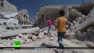 Работать предстоит очень долго — Красный Крест о помощи жителям Алеппо