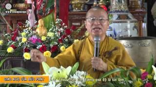 Giác Ngộ của đức Phật - TT. Thích Nhật Từ - 17/01/2016