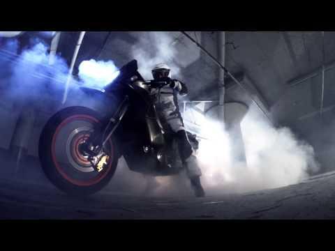 A nap videója: Burnout, mindkét kerékkel...