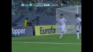 Palmeiras x Santos Copa São Paulo de Futebol Júnior 2013 semi final curta por favor:...