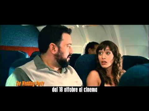 The Wedding Party - Lizzy Caplan