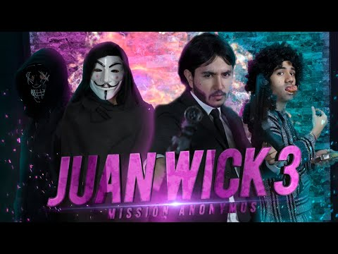MISIÓN ANONYMOUS: JUAN WICK 3 - LA PELÍCULA - Changovisión (Parodia John Wick)
