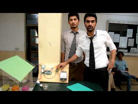 Hajvery - Final Year Projects Submission by Engineering Students of Hajvery University.