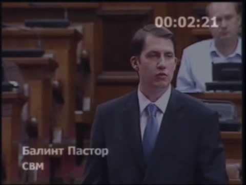 Parlamenti felszólalás - A vajdasági magyar polgári lakosság ellen 1944-45-ben elkövetett aktusok elítéléséről szóló képviselőházi nyilatkozat-cover
