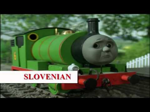 EPISODE 138 - Thomas The Multi-Language Tank Engine - Percy And The Haunted Mine